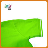 Camiseta en blanco del polo de Costom del precio más barato al por mayor de la fábrica (HYT-s 01)