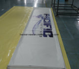 Напольное изготовленный на заказ печатание рекламируя знамя PVC винила 16oz (SS-VB92)