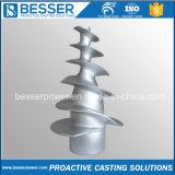 Moulage de précision automatique personnalisé de vente chaud de pièces de rechange de bâti en acier