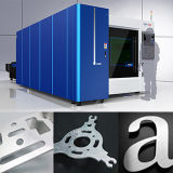 Tagliatrice industriale del laser che taglia acciaio inossidabile 1-10mm