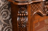 セリウムの公認のヨーロッパ式の彫刻のホーム家具の電気暖炉(319)