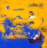 Populäres Farben-Ausgangsdekoration-Ölgemälde