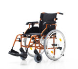 경량, Muti 기능, 강철 휠체어 (YJ-037D)
