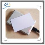Shenzhen-Hersteller Tk4100 bedruckbare Belüftung-Plastik-RFID intelligente Identifikation-Karte