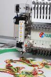 Sequin와 끈으로 묶는 장치를 가진 단 하나 맨 위 자수 기계