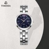 Het Horloge van het Staal van het Kwarts van de vrouw Dame Fashion Watch met Japan Movement71154