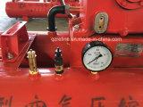 Kaishan W-3/5 22HP beweglicher Grubenwetter-Kompressor für das Jack-Hammer-Fahren