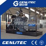 Комплект генератора силы 250kVA Genlitec тепловозный с двигателем Deutz (BF6M1015C-LAG1A)