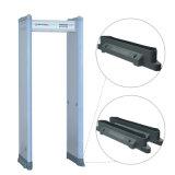 300 nivel de sensibilidad alto Detectores de metal de la arcada 18 Zonas de caminar a través de detectores de metales