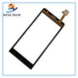 Экран касания LCD мобильного телефона для цифрователя объектива индикации Azumi Kl50 A50c A50t стеклянного