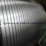 Bobina di alluminio con la pellicola blu del PE