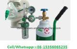 Regolatore medico di flusso del tubo dell'ossigeno con il Cannula nasale
