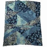 100% acrílico impresso lenço múltiplas cores design personalizado estola para senhoras (ABF22004003)