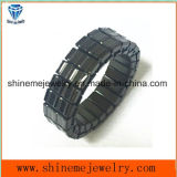 Ring Van uitstekende kwaliteit van de Manier van de Juwelen van het Lichaam van Shineme de Zwarte Geplateerde (SSR2739)
