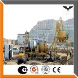planta móvel do asfalto 80tph para a construção de estradas