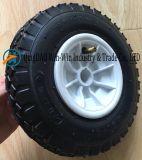 플라스틱 변죽 (2.50-4)를 가진 Wear-Resistant 외바퀴 손수레 바퀴