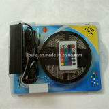5050 jeu de contrôleur de RVB Strip+ + de bande du bloc d'alimentation DEL