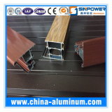 Профиль штрангя-прессовани окна и двери алюминиевый сделанный в Китае