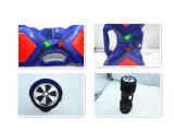 """Certificado UL2272 com o punho flexível da forma """"trotinette"""" elétrico do Auto-Balanciong do tamanho do motor de 6.5 polegadas"""