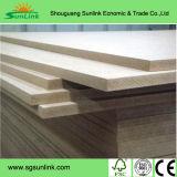 MDF del estándar 17m m de la exportación para los muebles y la decoración