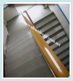 Esteira de borracha da escada antiderrapante, assoalho antiderrapante da escada