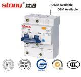 RCBO Stcb3l 100A Air Mini Disjuntor 2p, 4p