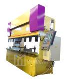 Dobrador hidráulico da placa do CNC/Nc, máquina de dobra, máquina do freio da imprensa, projetada especialmente para clientes