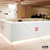 Bureau de réception extérieur solide de meubles modernes