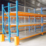 Scaffalatura a uso medio con il comitato d'acciaio galvanizzato