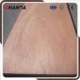 Madera contrachapada comercial roja de la cara BB/CC Bintangor de la madera dura para la venta al por mayor