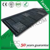 Venda quente em telha de telhado revestida do metal da areia do preço de fábrica de Nigéria/África