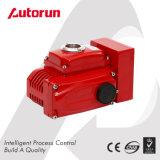 включено-выключено или модулируя электрический силовой привод для клапана