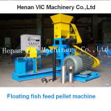 セリウムとのWater Folating Fish Feed ExtruderのFloat 12時間の