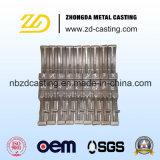 Alto pezzo fuso di investimento del ghisa del bicromato di potassio dell'OEM per la fabbricazione dell'acciaio