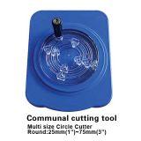 Multi-Размер Вращающийся круг бумаги резак (CUT-МС)