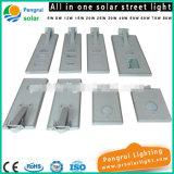 25W alle in einem LED-Bewegungs-Fühler-energiesparenden im Freien Solargarten-Licht