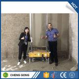 De automatische het Pleisteren van de Muur Muur die van de Machine Machine voor Bouw Buidling teruggeven