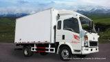 Brandnew тележка охладителя HOWO 4X2 малая (4 тонны)