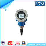 Capteur de la température de sortie de RDT PT100 4-20mA/Hart/Profibus avec l'indicateur d'affichage à cristaux liquides