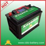 Batteria automatica 2015 del veicolo accumulatore per di automobile DIN66-Mf- 66ah 12V