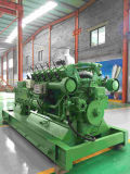Leverancier van de Reeks van de Generator van het Aardgas 400kw van Ce de ISO Erkende