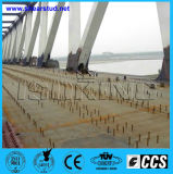 橋床のためのインバーターによって引かれるアークのボルト溶接システム