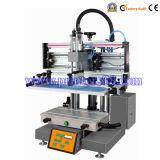 Seda de superficie plana Screen Printing Machine