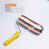 E-18 doubles lignes rouleau de peinture acrylique de tissu