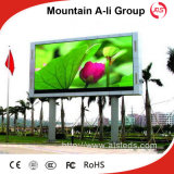 P6 Outdoor Full Color LED Screen per Advertizing
