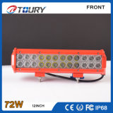 Barra chiara fuori strada di riga LED del doppio dell'indicatore luminoso del lavoro del CREE LED Autolamp