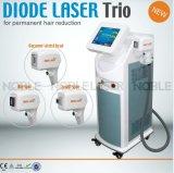 NT-j del laser Permanent Hair Removal de 808nm Diode