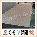 Madera contrachapada de Okoume de la alta calidad de la suerte del oro de Qingdao para la venta