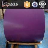 Il colore caldo di vendita ha ricoperto la bobina d'acciaio galvanizzata