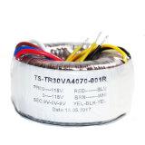 Transformateur d'alimentation toroïdal de pouvoir de XP (XP-TS-TR30VA-003R)